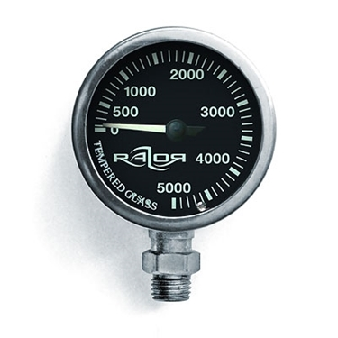 Picture of RAZOR Naked Submersible Pressure Gauge PSI