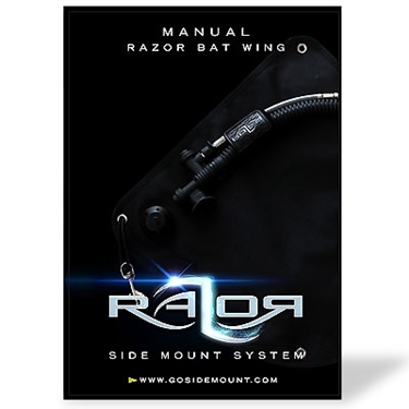 Picture of Manual for the Razor BAT Wing