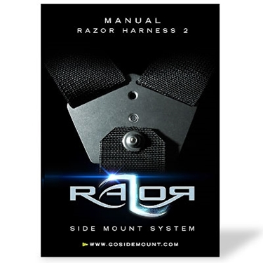 Picture of Manual for the Razor Harness 2