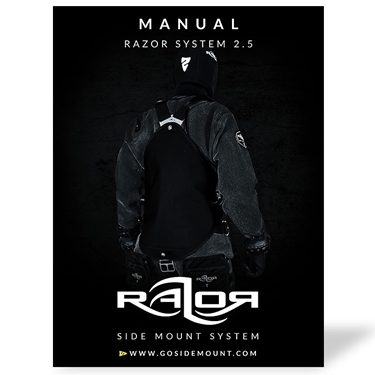 Picture of Manual for the Razor Side Mount System 2.5
