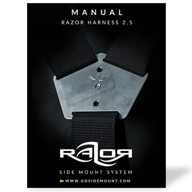 Picture of Manual for the Razor Harness 2.5