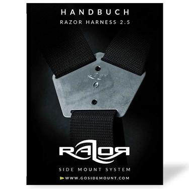 Picture of Handbuch für das Razor Harness 2.5