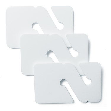 Picture of 3 REMs (Reference Exit Marker) - White