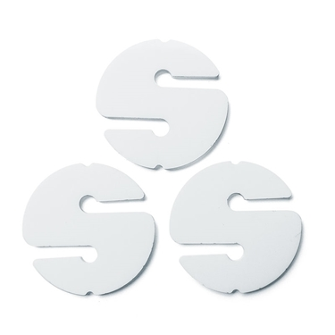 Picture of 3 Cookies (Non-Directional Marker) - White