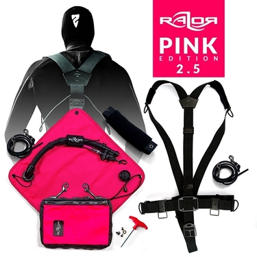 Picture of Razor Side Mount System 2.5 Complete - PINK EDITION